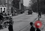 Image of United States Army convoy Tambach Germany, 1945, second 12 stock footage video 65675029072
