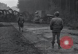 Image of bulldozer Osterode Germany, 1945, second 7 stock footage video 65675029074
