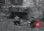 Image of wrecked M-4 tank Osterode Germany, 1945, second 5 stock footage video 65675029075