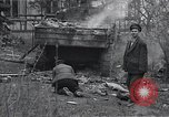 Image of wrecked M-4 tank Osterode Germany, 1945, second 6 stock footage video 65675029075