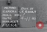 Image of United States Military Police Nordhausen Germany, 1945, second 4 stock footage video 65675029076