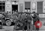 Image of United States Military Police Nordhausen Germany, 1945, second 8 stock footage video 65675029077