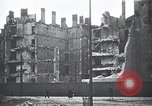 Image of Polish resistance during German occupation of Warsaw Warsaw Poland, 1944, second 4 stock footage video 65675029082