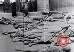 Image of Piled corpses Mauthausen Austria, 1945, second 1 stock footage video 65675029085