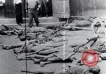 Image of Piled corpses Mauthausen Austria, 1945, second 2 stock footage video 65675029085