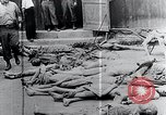 Image of Piled corpses Mauthausen Austria, 1945, second 5 stock footage video 65675029085