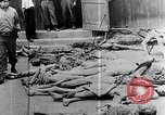 Image of Piled corpses Mauthausen Austria, 1945, second 6 stock footage video 65675029085