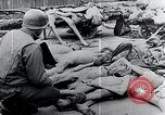 Image of Piled corpses Mauthausen Austria, 1945, second 11 stock footage video 65675029085