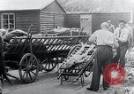 Image of Concentration Camp victims Mauthausen Austria, 1945, second 4 stock footage video 65675029087