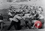 Image of Mauthausen camp victims Mauthausen Austria, 1945, second 6 stock footage video 65675029088