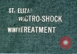 Image of shock therapy for recruited soldier Washington DC USA, 1943, second 7 stock footage video 65675029089