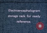 Image of electroencephalograms Washington DC USA, 1943, second 1 stock footage video 65675029098
