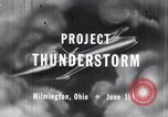 Image of Operation Thunderstorm Wilmington Ohio USA, 1947, second 1 stock footage video 65675029110
