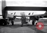 Image of United States P-61 Colomiers France, 1947, second 1 stock footage video 65675029120