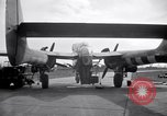 Image of United States P-61 Colomiers France, 1947, second 9 stock footage video 65675029120