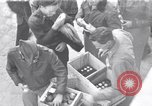 Image of ration of eggs and oranges Colomiers France, 1944, second 1 stock footage video 65675029129