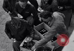 Image of ration of eggs and oranges Colomiers France, 1944, second 2 stock footage video 65675029129