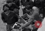 Image of ration of eggs and oranges Colomiers France, 1944, second 4 stock footage video 65675029129