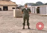 Image of American Army officer Saigon Vietnam, 1967, second 7 stock footage video 65675029137