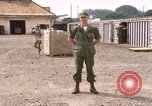 Image of American Army officer Saigon Vietnam, 1967, second 9 stock footage video 65675029137