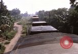 Image of armored train Saigon Vietnam, 1967, second 7 stock footage video 65675029140