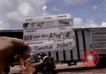 Image of loading-unloading of supplies Saigon Vietnam, 1967, second 2 stock footage video 65675029144