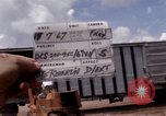 Image of loading-unloading of supplies Saigon Vietnam, 1967, second 5 stock footage video 65675029144