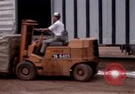 Image of loading-unloading of supplies Saigon Vietnam, 1967, second 9 stock footage video 65675029144