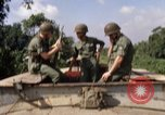 Image of armored railroad train Dian Vietnam, 1967, second 7 stock footage video 65675029145