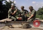 Image of armored railroad train Dian Vietnam, 1967, second 10 stock footage video 65675029145
