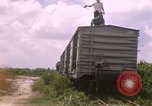 Image of armored railroad train Dian Vietnam, 1967, second 12 stock footage video 65675029149