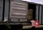 Image of unloading cargo Saigon Vietnam, 1967, second 2 stock footage video 65675029150