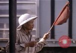 Image of railroad train Saigon Vietnam, 1967, second 10 stock footage video 65675029151