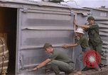 Image of armored boxcars Saigon Vietnam, 1967, second 7 stock footage video 65675029152