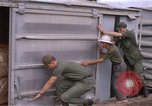 Image of armored boxcars Saigon Vietnam, 1967, second 8 stock footage video 65675029152