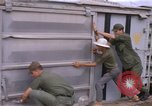 Image of armored boxcars Saigon Vietnam, 1967, second 9 stock footage video 65675029152
