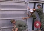 Image of armored boxcars Saigon Vietnam, 1967, second 10 stock footage video 65675029152