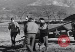 Image of American General Mark Wayne Clark Prata Italy, 1944, second 2 stock footage video 65675029154