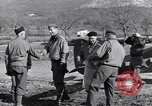 Image of American General Mark Wayne Clark Prata Italy, 1944, second 4 stock footage video 65675029154