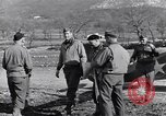 Image of American General Mark Wayne Clark Prata Italy, 1944, second 5 stock footage video 65675029154