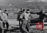 Image of American General Mark Wayne Clark Prata Italy, 1944, second 6 stock footage video 65675029154