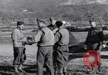 Image of American General Mark Wayne Clark Prata Italy, 1944, second 9 stock footage video 65675029154