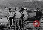 Image of American General Mark Wayne Clark Prata Italy, 1944, second 10 stock footage video 65675029154