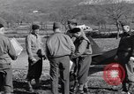 Image of American General Mark Wayne Clark Prata Italy, 1944, second 12 stock footage video 65675029154