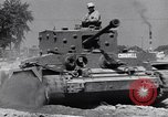 Image of tank comparison tests Aberdeen Maryland USA, 1944, second 11 stock footage video 65675029166