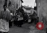 Image of funeral procession Alife Italy, 1943, second 1 stock footage video 65675029174