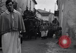 Image of funeral procession Alife Italy, 1943, second 5 stock footage video 65675029174