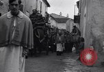 Image of funeral procession Alife Italy, 1943, second 6 stock footage video 65675029174