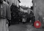 Image of funeral procession Alife Italy, 1943, second 7 stock footage video 65675029174