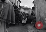Image of funeral procession Alife Italy, 1943, second 8 stock footage video 65675029174